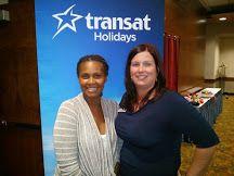 Caroline & Fatima - Regional rep from Transat Holidays