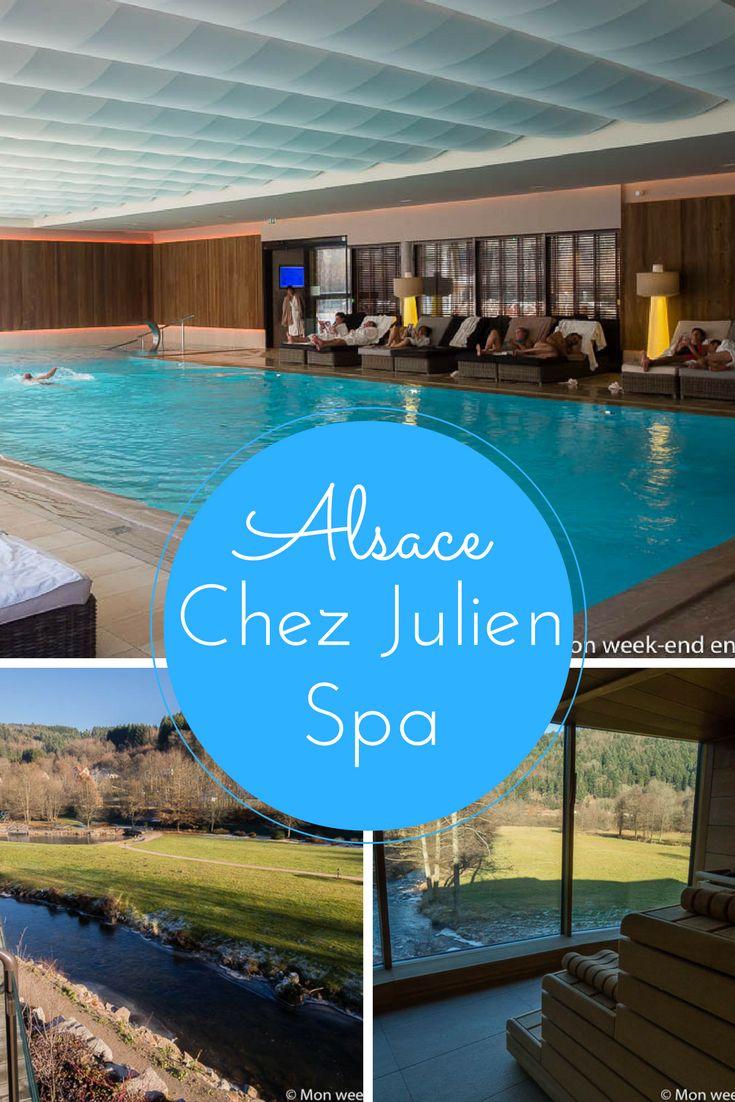 Avis sur le Spa Chez Julien à Fouday en Alsace