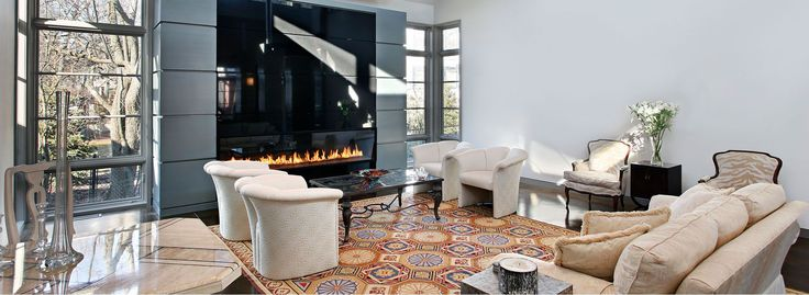 Дизайн интерьера трехкомнатной квартиры на Вернадского