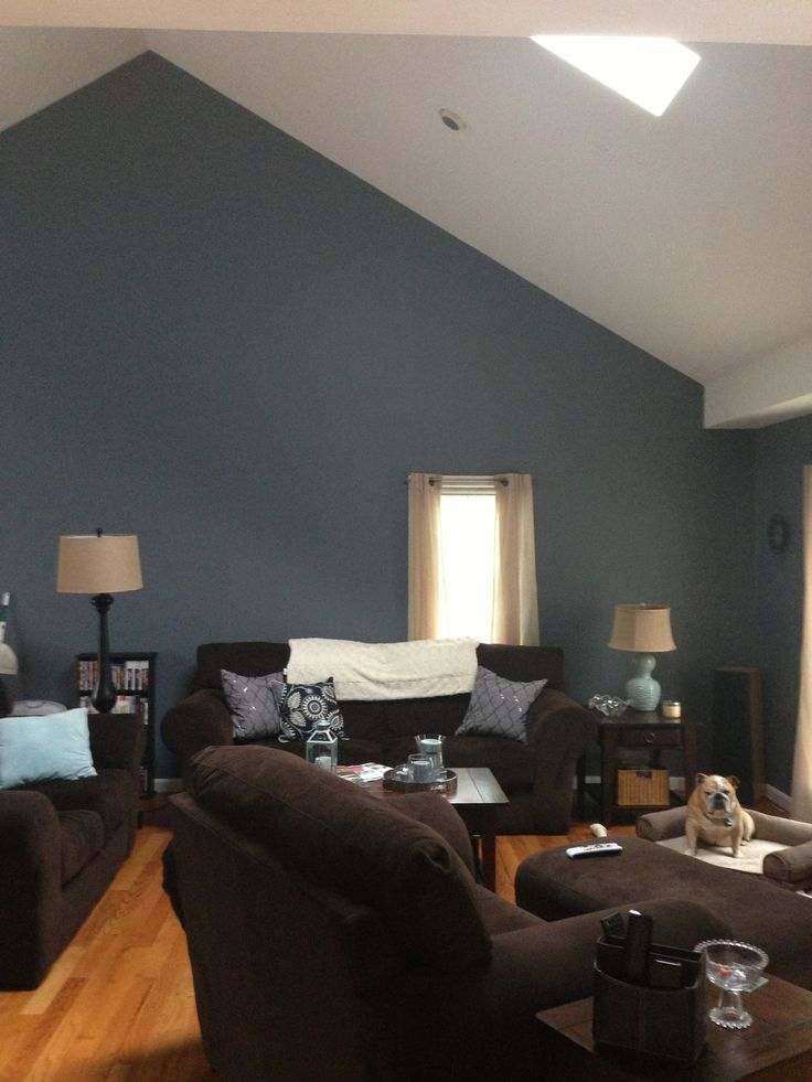 Benjamin Moore Brittania Blue Paint Jobs In 2019