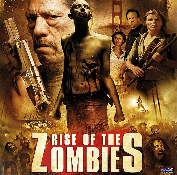 During a zombie apocalypse ,a group of survivors hide on Alcatraz Island to esca...