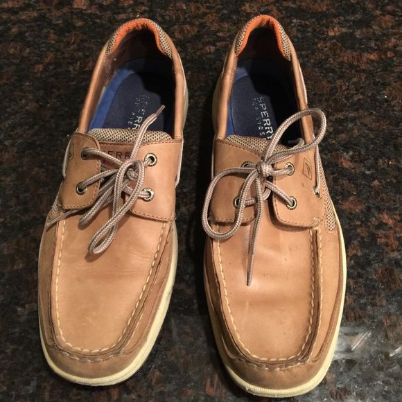 Sperrys boat shoes men Amazing pair of shoes. Used them through the summer but they really are a little tight for me. Sperry Top-Sider Shoes Flats & Loafers