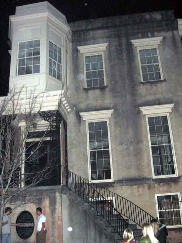 432 Abercorn Street in Savannah, Georgia is well known for the ghost of a little girl seen running around the house. People report that when they photograph the house, their cameras mysteriously fail to work but when they leave the premises, their cameras work again.