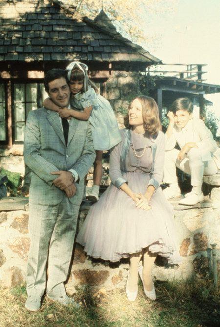 The Corleone family. Godfather II