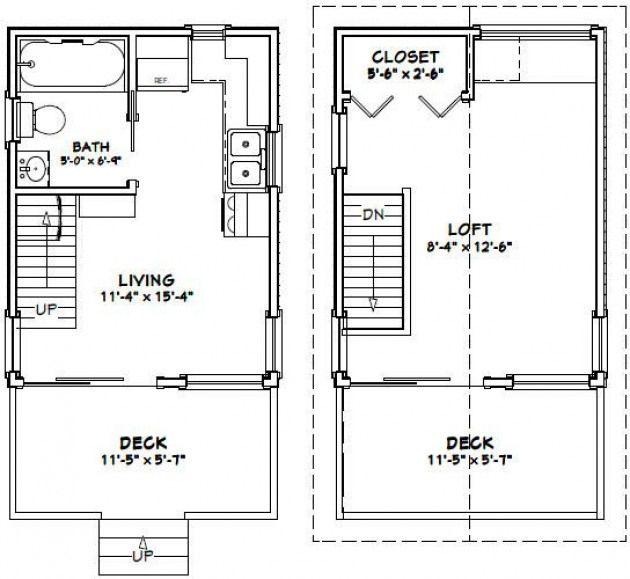 Popsugar Tiny House Floor Plans House Plan With Loft Tiny Houses Plans With Loft
