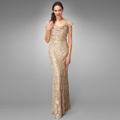 White And Gold Wedding Gold Bridesmaid Dress Elegant And