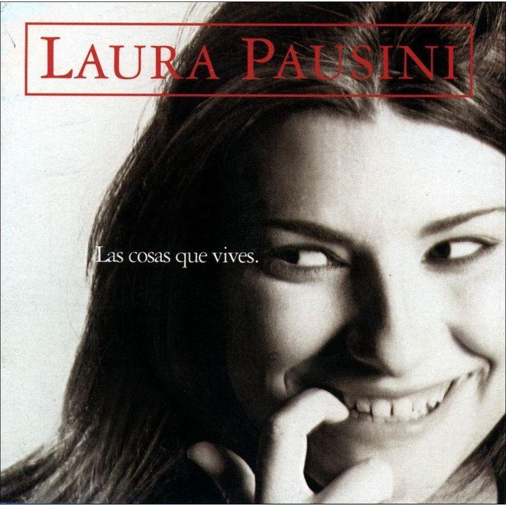 Laura Pausini - Las Cosas Que Vives (CD)