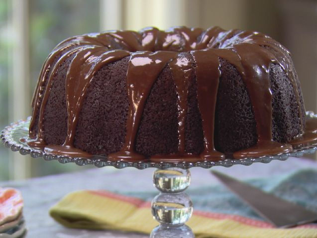 Chocolate Orange Cake Recipe : Trisha Yearwood : Food Network - FoodNetwork.com