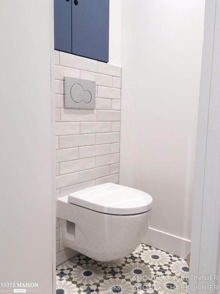 Rénovation d'un appartement des années 60, Anouck Charbonnier - Côté Maison | Appartement ...