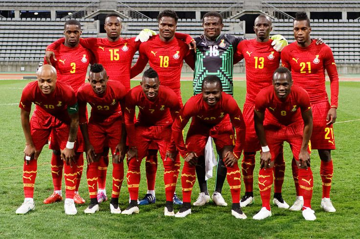 Mali vs Ghana//Black Stars; Ghana national football team.