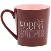 Keep It Simple Everyday Mug