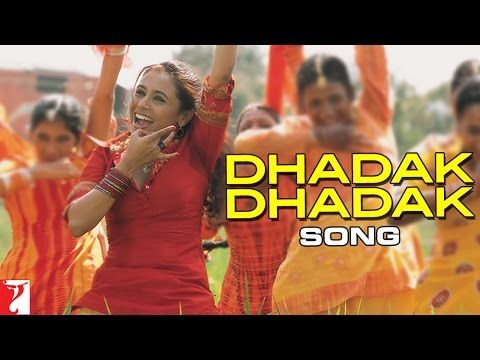 Dhadak Dhadak - Full Song - Bunty Aur Babli - YouTube