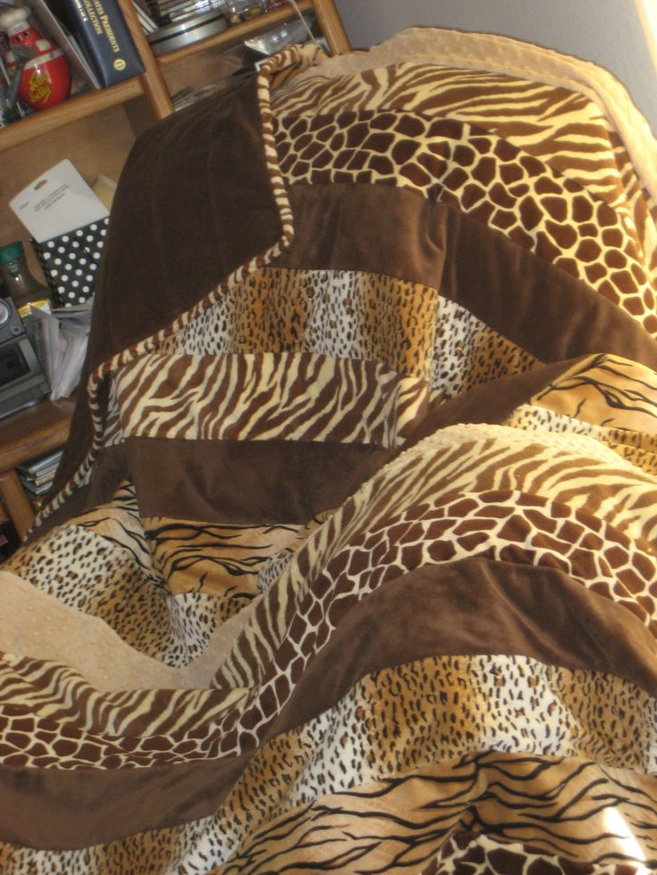 Best 1000 Images About Animal Print Quilts On Pinterest 400 x 300