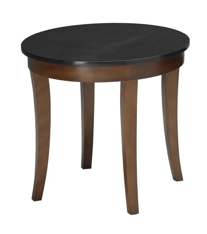 Midnight End Table By Mayline Office Reception Furniture