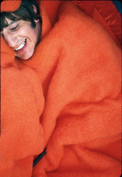 photo image Henry Grossman- Ringo in orange...