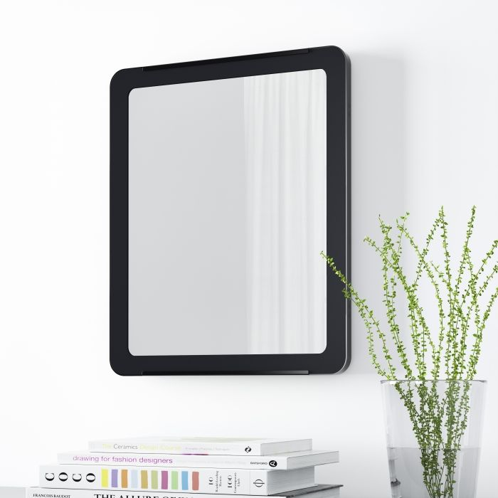 Create Photo Gallery For Website IKEA GRUA Mirror Black cm The mirror can be hung vertically or horizontally to suit your needs and your space