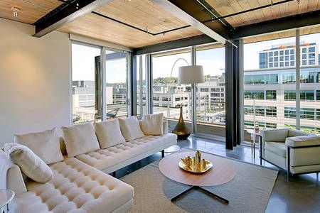 Check out this awesome listing on Airbnb: South Lake Union Penthouse - Apartments for Rent