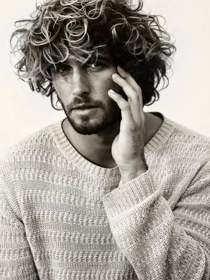 Alex Libby by Drew Wheeler....the sweater, the hair, the scruff....yep yep and yep!