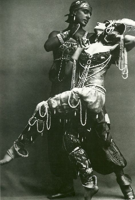 20th Century,  Ballets Russes,  Photography,  Schéhérazade