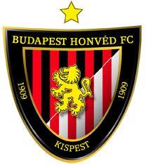 BUDAPEST HONVED football club    - BUDAPEST hungary