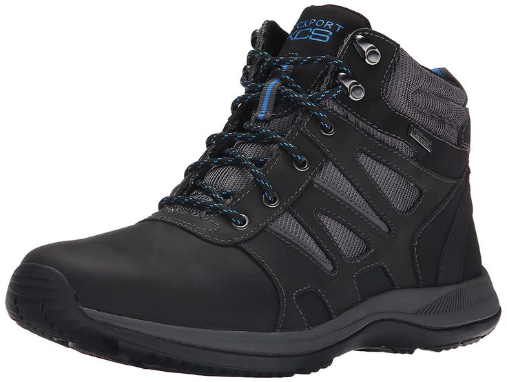 Rockport Men's XCS Urban Gear WP Plain Winter Boot >>> More info could be found at the image url.