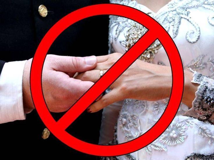 Difendere il matrimonio sta diventando un crimine?