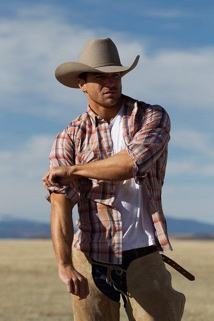 Sleeves Rolled Up And Ready To Work Cowboy Crazy