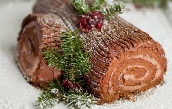 Bánh Khúc Cây có thể nói đã trở thành món bánh ngọt truyền thống và là niềm vui không thể thiếu được trong đêm Giáng Sinh