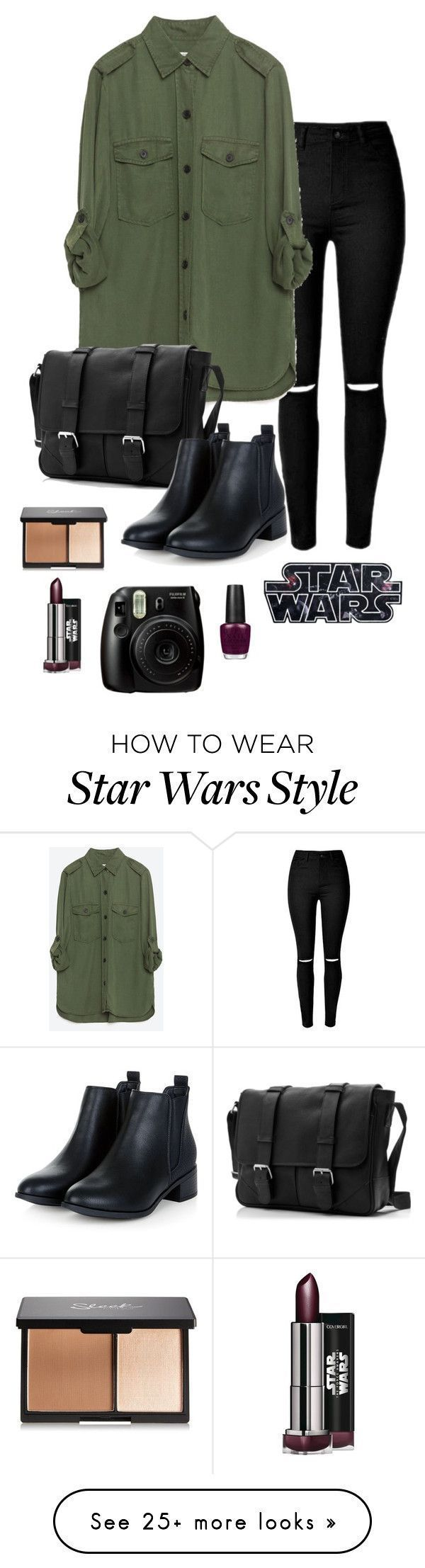 """…"" by kika-lv on Polyvore with Zara, OPI, women's clothing, women – suzana_tuana"
