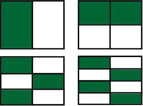Fração equivalente. Definição de fração equivalente - Brasil Escola