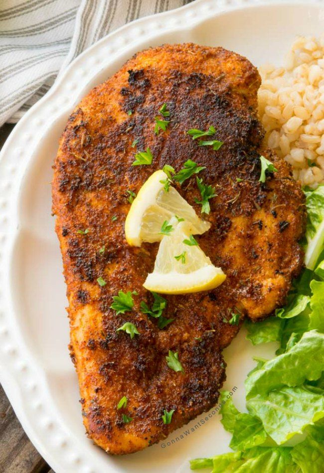 From dull to dynamite – this Blackened Chicken recipe quickly turns a dinner-time staple into a de-lish de-light! Regardless of what that song says, I think most of us feel like time is not on our side. Days are hurried, and getting a tasty, home-cooked meal on the table can feel like a real chore. …