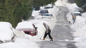 المناخ فى كندا