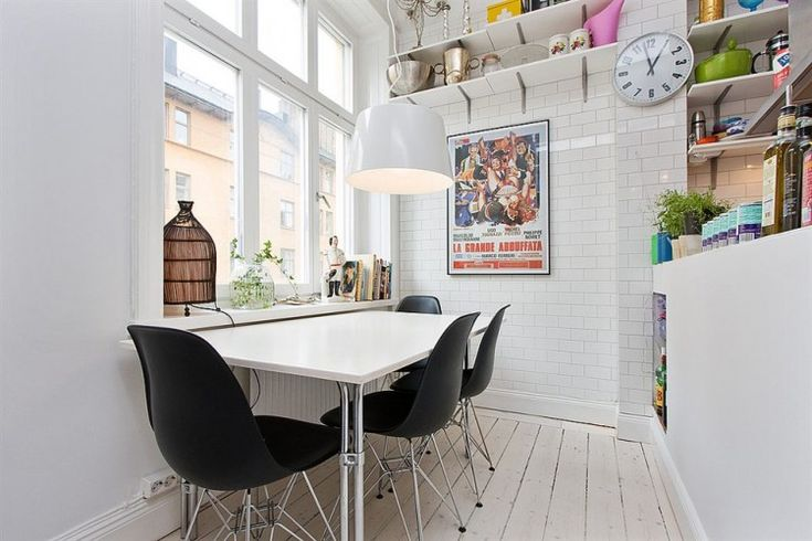 Scandinavian Design: Cozy, Bright Apartment in Stockholm | HomeDSGN