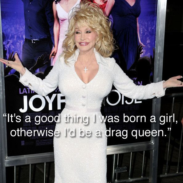 Dolly PartonPatron Quotes, Parton Quotes
