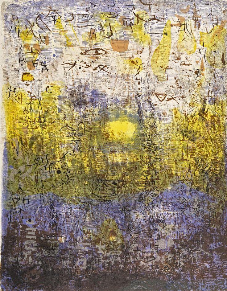 赵无极(Zao Wou-Ki)-(Zhao Wuji)(II).