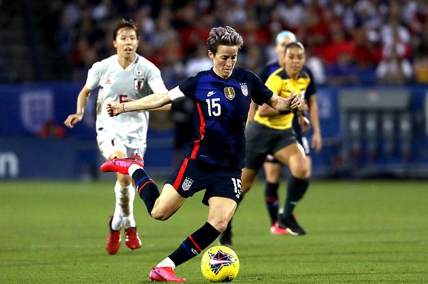 Us Women S Soccer Was Just Dealt A Huge Blow In Their Equal Pay Lawsuit Https Www Cu In 2020 Womens Soccer Soccer Equality