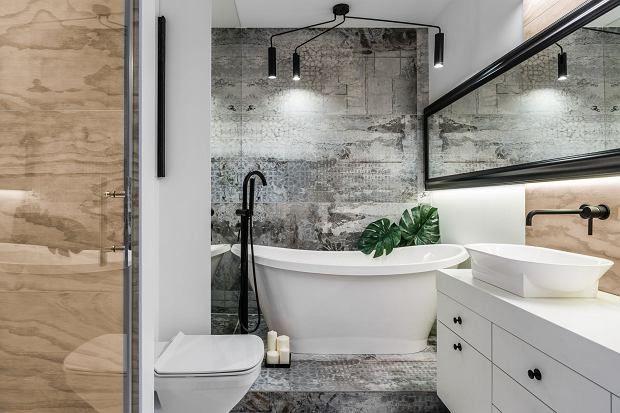 Aranżacja łazienki Z Wanną Wolno Stojącą łazienka W 2019