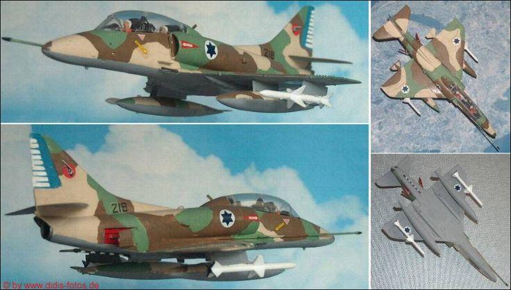 "Douglas TA-4 J/F ""Skyhawk"" (Frog 271)"