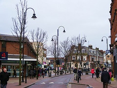 St Helens Town Centre