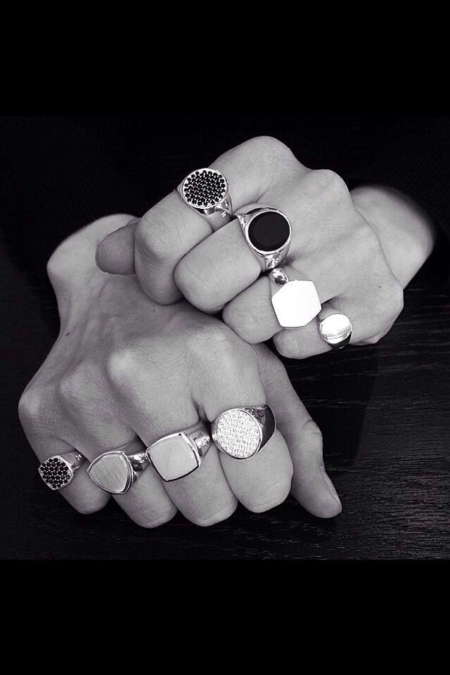 Tom Wood is the name of Norwegian designer Mona Jensen's masculine alter ego and the inspiration behind her collection of unisex signet rings and bands. Known for a unique inner shape that wraps softly around the finger, each ring is made of solid sterling silver or 9k rose or yellow gold - some
