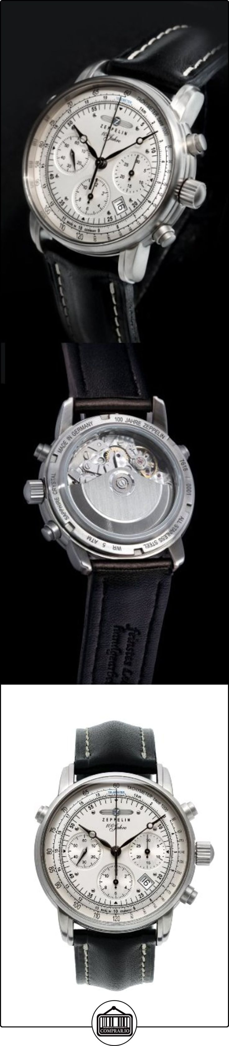 Zeppelin 7618-1 Reloj de caballero  ✿ Relojes para hombre - (Lujo) ✿