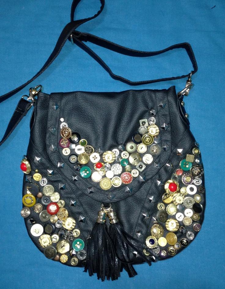bolso de botones