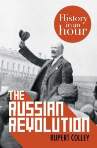 Russian Revolution...History in an Hour.   A website with summaries of major events.  Great way to recap history.