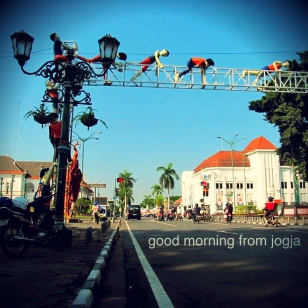 Good Morning #hellogram #iphonesia - #dwymonster #monstagram