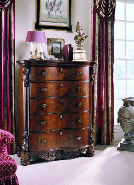 Click Image Above To Buy Pulaski Edwardian Five Drawer Chest Bedroom Set Pulaski Edwardian