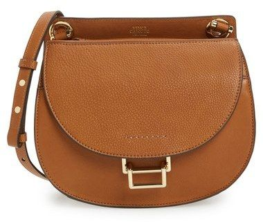 Vince Camuto 'Livia' Leather Crossbody Bag
