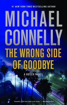 The Harry Bosch series order and the Mickey Haller series order. Michael Connelly's characters.