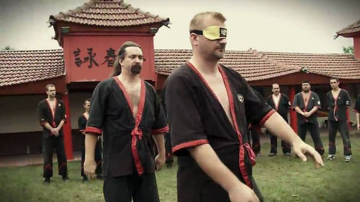Wing Tsun Kung Fu - Impossible is nothing from Hungary under GM Norbert Maday