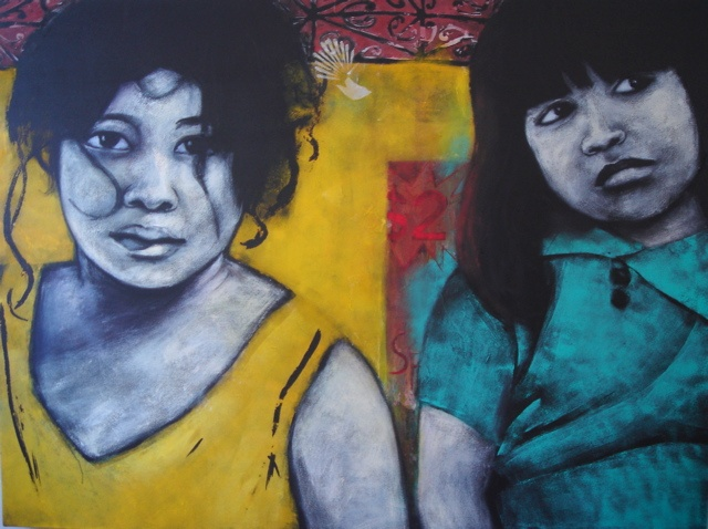 Mangere Eyes - Delicia Sampero