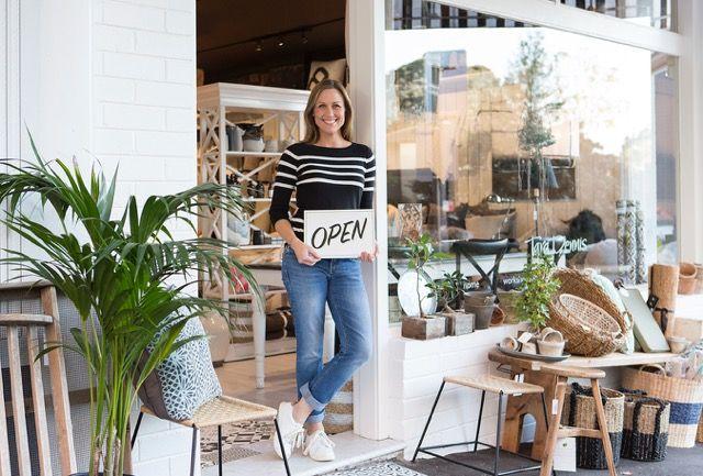 Tara Dennis Retail Store - Wahroonga NSW